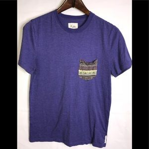 UO Koto T-shirt with Front Pocket Size Small
